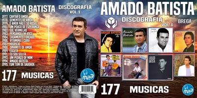 Discografia Amado Batista Vol.1 2016