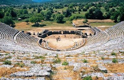 Με τον «Προμηθέα Δεσμώτη» ανοίγει συμβολικά το αρχαίο θέατρο Δωδώνης