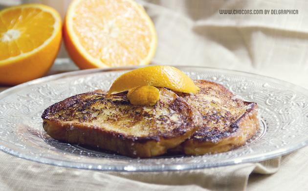 dulces de semana santa - torrijas o buñuelos de santa teresa - receta paso a paso