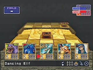 game gratis yugioh forbidden memories ps1