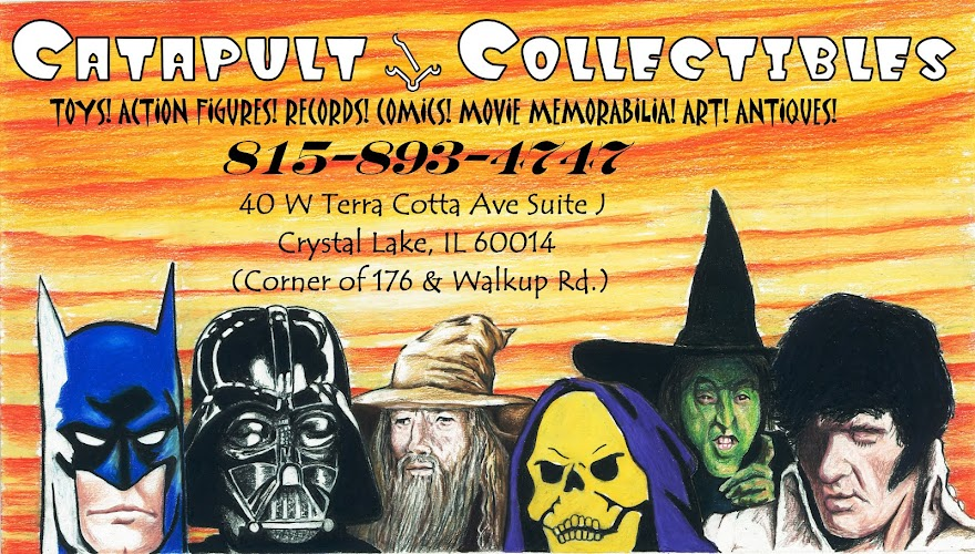 Catapult Collectibles