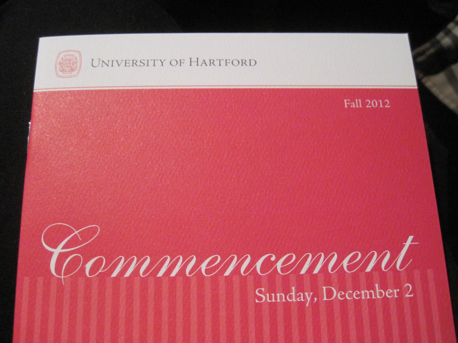 ceremony program template the programs and gown details graduation ...