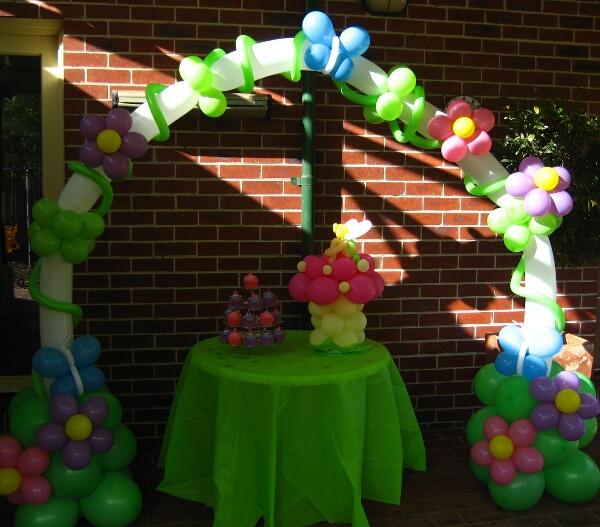 Decoraciones Fiestas de Hadas - LaCelebracion.com
