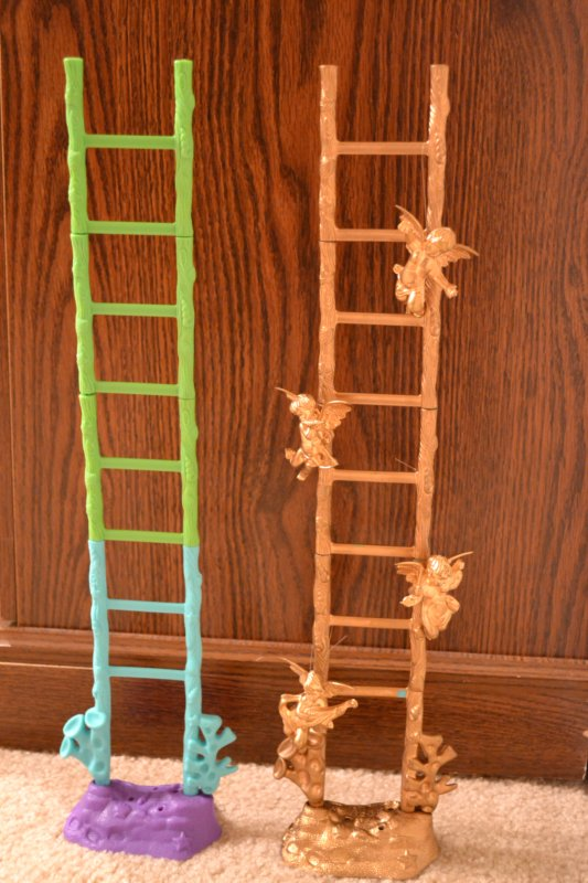 Bible Class Creations Jacobs Ladder Kids Meal Toy