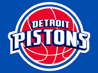Detroit Pistons Logo HD Desktop Wallpaper
