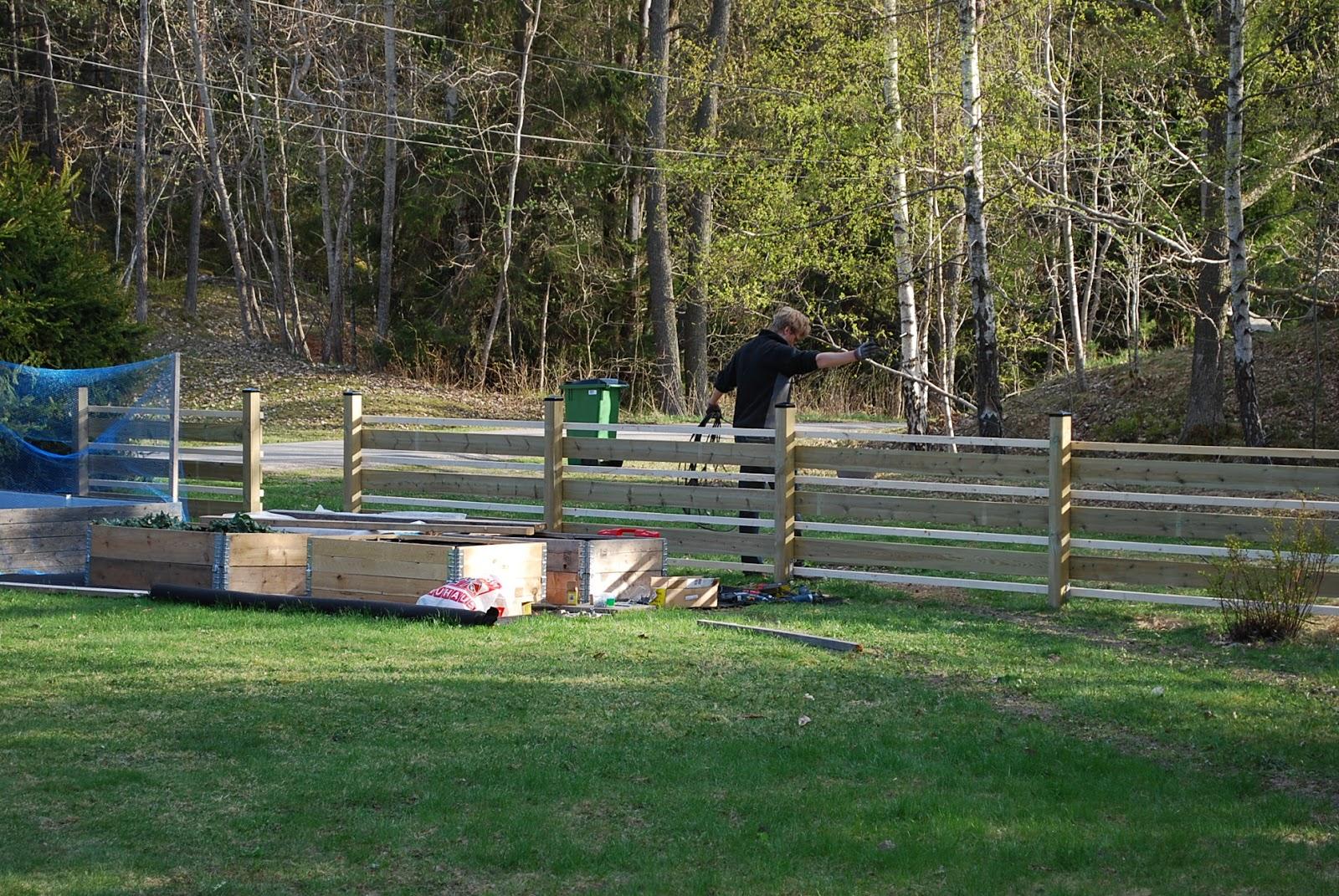 Melixa design: staket