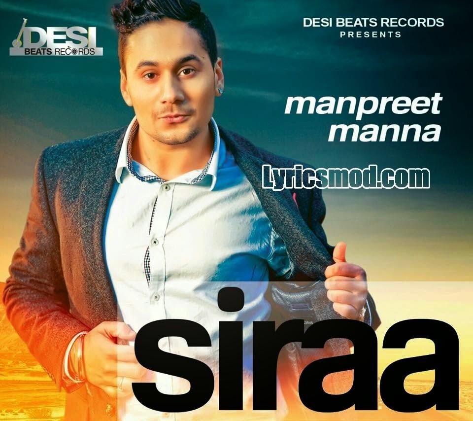 Tere Lak Tu Karachi Di Pk Song Download: Siraa Manpreet Manna Full Video Song Download 3gp Mp4 HD