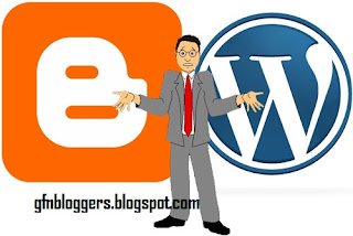 Choosing Between Blogger and Wordpress
