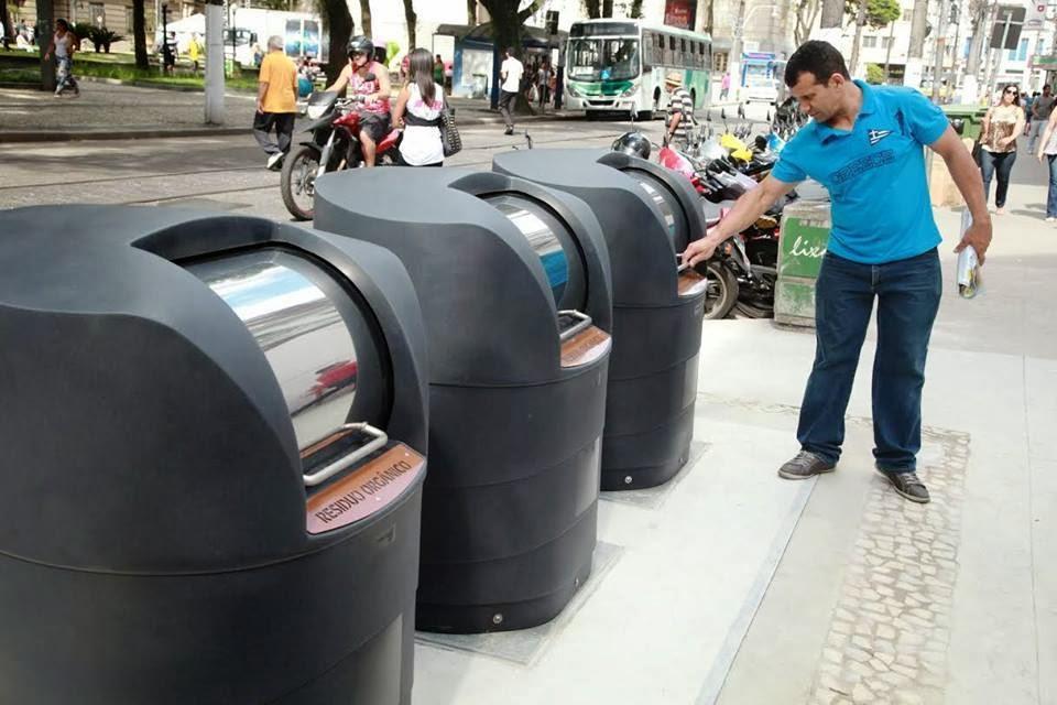 O sistema é utilizado há muitos anos em países do primeiro mundo. Foto: Anderson Bianchi