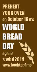 Día mundial del pan 2014