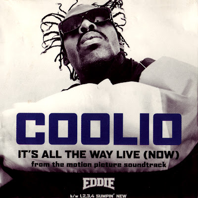 Coolio – It's All The Way Live (Now) (CDS) (1996) (FLAC + 320 kbps)
