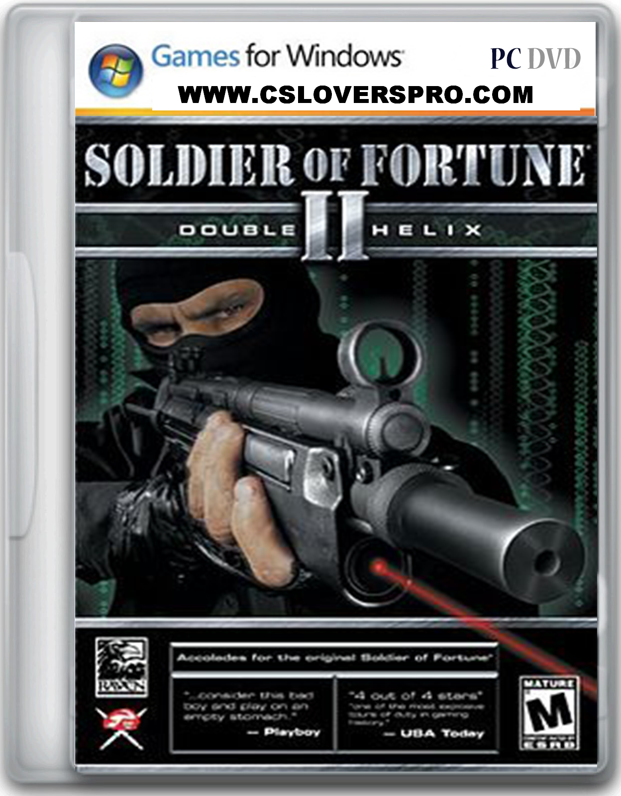 Soldier of fortune ii double helix cheats pc