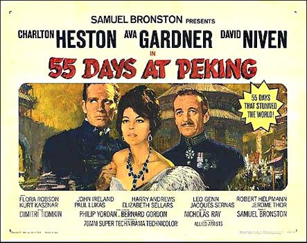 """55 Days at Peking"" (1963)"