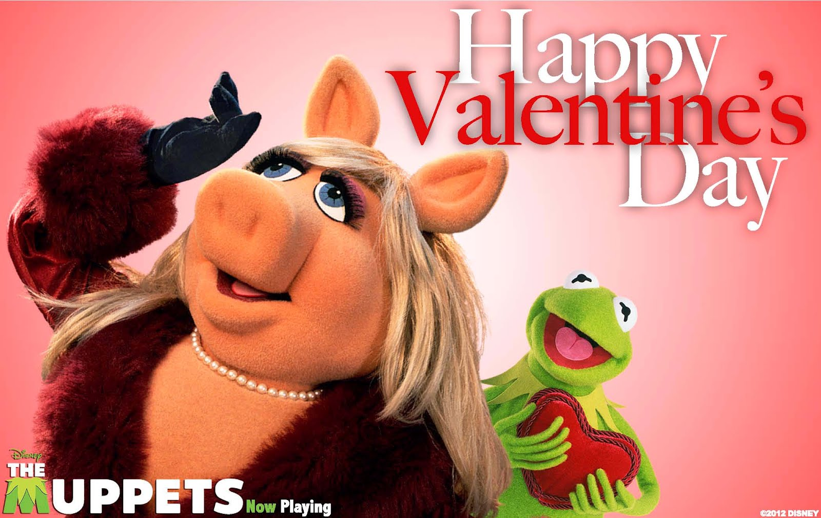My Funny Valentine. What Better Way To Celebrate This Valentines Day By  Going To Have A Laugh At The New Muppet Movie With Someone You Love?
