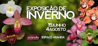 Exposição de Inverno da Aranda Orquídeas 2013 em Teresópolis