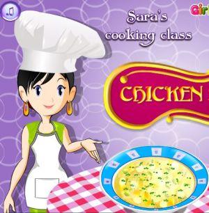 Cocinar Sara Sopa de Pollo