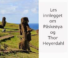 Thor Heyerdahl og Påskeøya