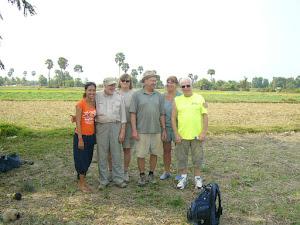 Cambodia: March 2013