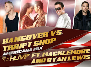 HANGOVER VS. THRIFT SHOP BHUVI MIX - UT