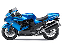 Gambar Motor 2012 Kawasaki Ninja ZX-14R 1