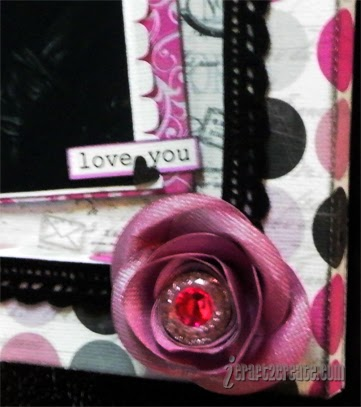 SVGCuts, Crush On You Boxes, rose, Echo Park, Jessica Sprague, Silhouette Studio DE, Silhouette Cameo