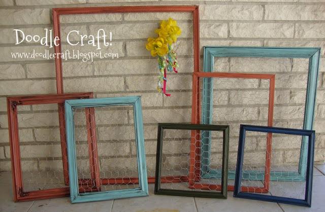 http://www.doodlecraftblog.com/2011/06/chicken-wire-frames.html