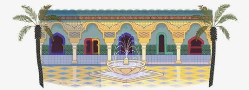 Doodle Marrocos