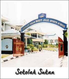 Sekolah Sukan Bukit Jalil