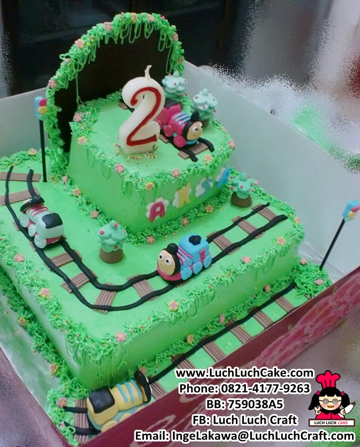 Kue Tart Thomas Tingkat Daerah Surabaya - Sidoarjo