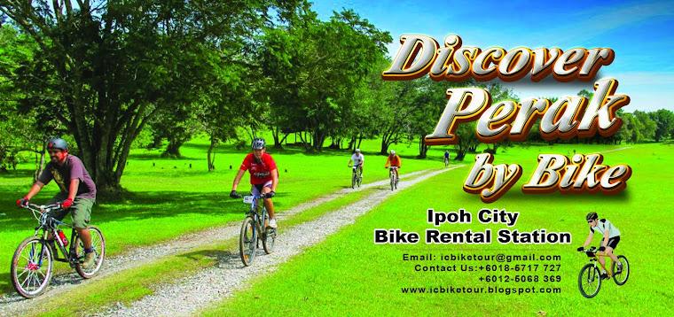 IPOH CITY BIKE TOUR RENTAL STATION