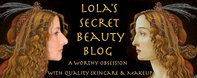 Lola's Secret Beauty Blog, blog, blogger, interview, First Look Fridays interview series