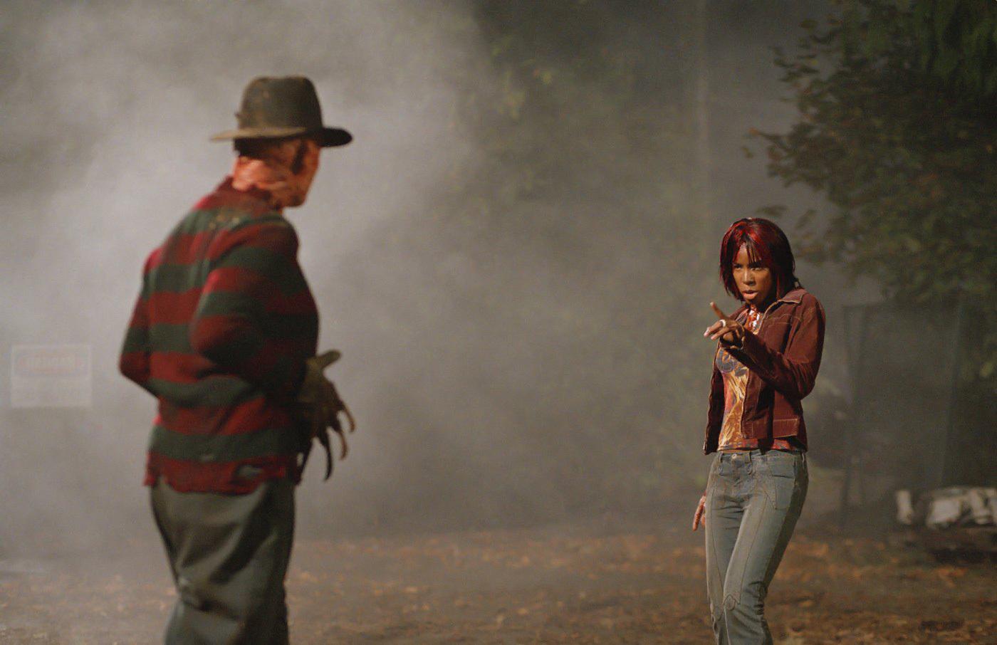 A Horror Diary Review Freddy Vs Jason 2003