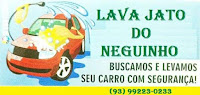 #ITAITUBA: LAVA JATO DO NEGUINHO.