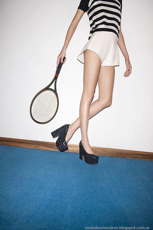 Paruolo otoño invierno 2014 calzados femenino. Moda zapatos otoño invierno 2014.