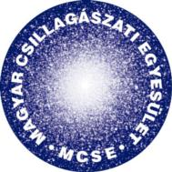 Magyar Csillagászati Egyesület honlapja