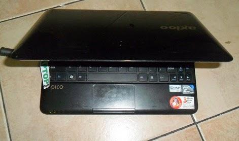 Axioo Pico CJM N2500 Hitam