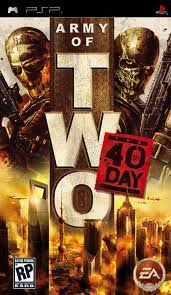 Download - Army of Two - The 40th Day - PSP - ISO