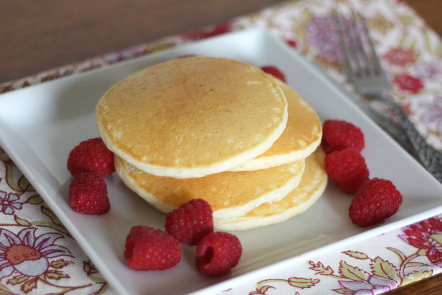 light fluffy pancake recipe