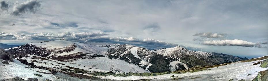 Guadarrama Mountains National Park & E7