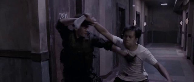 Un fotograma de The Raid (Redada Asesina).