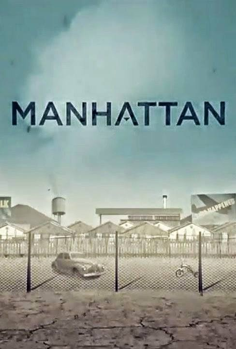Manhattan (2014) Temporada 1 audio espa�ol
