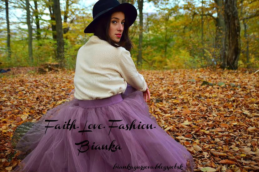 Faith. Love. Fashion. Bianka