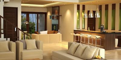 Desain Interior Rumah Minimalis Type 90