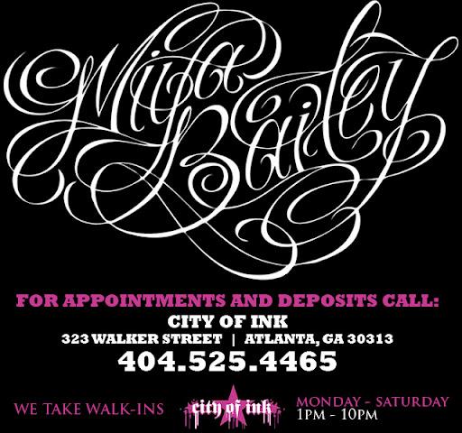 "City of Ink's ""Miya Bailey"""