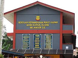 Sekolah Kebangsaan Bukit Kapar
