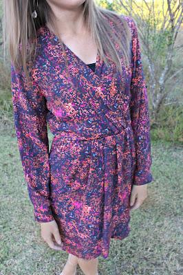 Stitch Fix Wrap Dress