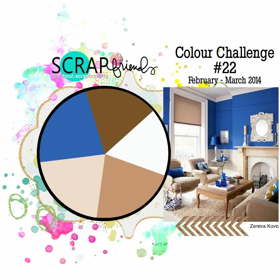 Colour Challenge #22