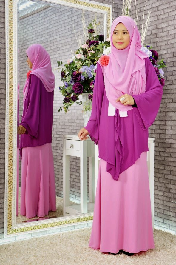Booth Muslimah: Cardigan Chiffon Kimono