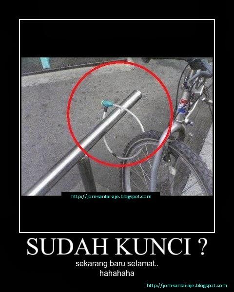 SUDAH KUNCI?