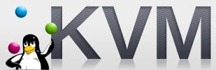 Imagen del Logo de KVM